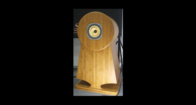 Picture of Horus MK Loudspeakers